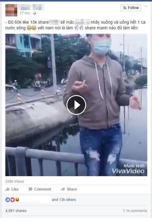 'Like là làm' - Trào lưu mới phản cảm của nhiều bạn trẻ Việt Nam - Ảnh 2