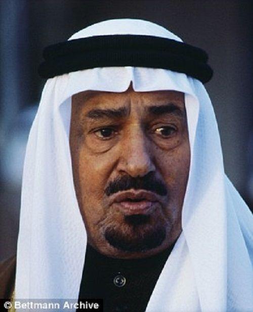 Công chúa Ả Rập bá đạo nhất thế giới - Ảnh 2