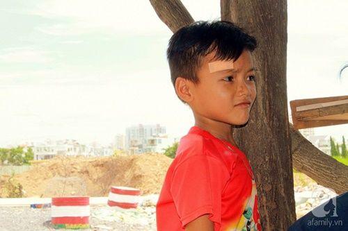Những đứa trẻ thả ước mơ vào dòng kênh ô nhiễm ngày khai trường - Ảnh 13