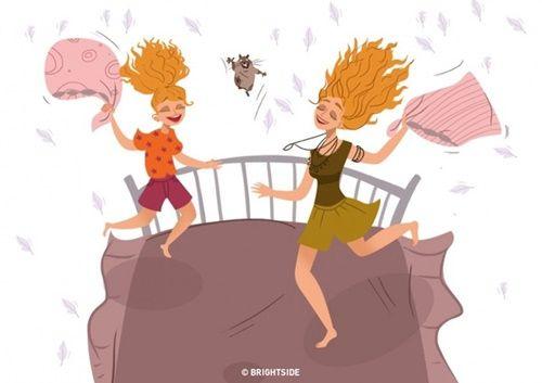 Niềm hạnh phúc chỉ những bà mẹ có con gái mới cảm nhận được - Ảnh 3
