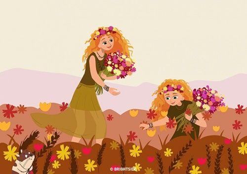 Niềm hạnh phúc chỉ những bà mẹ có con gái mới cảm nhận được - Ảnh 6