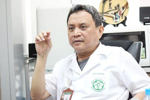 Phó giáo sư chia sẻ bí quyết thổi bay ung thư phổi giai đoạn muộn đã di căn - Ảnh 1