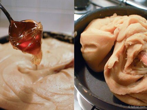 Bánh trung thu mè đen nhân hạt sen đậu đỏ - vừa ngon vừa tốt cho sức khỏe - Ảnh 3