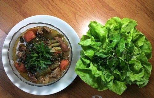 Canh dưa chua nấu gân bò - đơn giản mà ngon miệng - Ảnh 5
