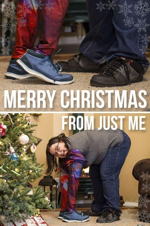 Trào lưu tự làm thiệp giáng sinh vui nhộn gửi cho bạn bè người thân  - Ảnh 6