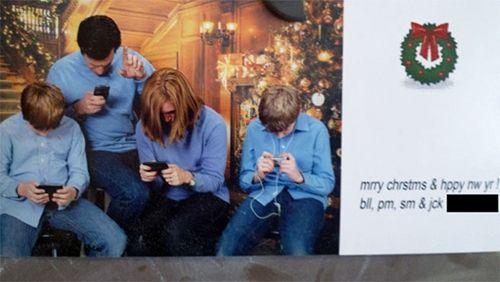 Trào lưu tự làm thiệp giáng sinh vui nhộn gửi cho bạn bè người thân  - Ảnh 9