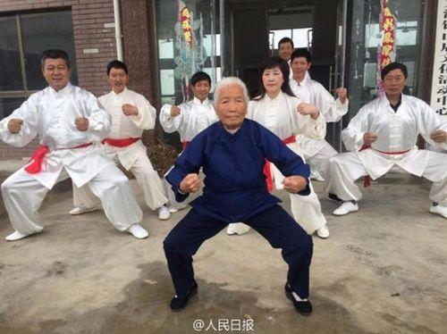 Cụ bà U100 vẫn hàng ngày luyện võ trong suốt 90 năm - Ảnh 2