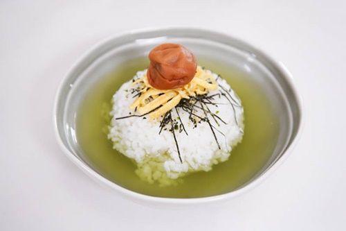 Cơm trà xanh mơ muối – Món ăn tinh tế thanh lọc tinh thần của người Nhật Bản - Ảnh 6