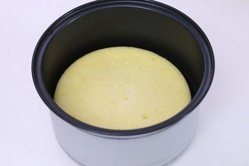 Cách làm bánh phô mai Nhật Bản xốp mềm bằng nồi cơm điện - Ảnh 5