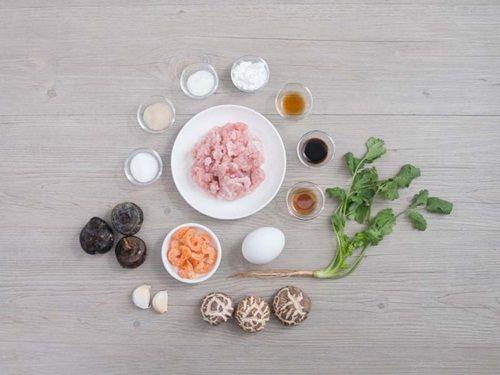 Nấm nhồi thịt – món ăn cả nhà đều thích mê - Ảnh 1