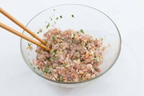 Nấm nhồi thịt – món ăn cả nhà đều thích mê - Ảnh 5