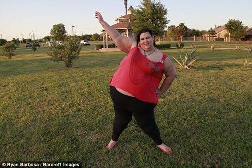 10 tuần giảm 91 kg: Động lực nào khiến cô gái này làm được thế? - Ảnh 5