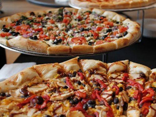 Bí quyết để bạn vẫn ăn bánh pizza mà không lo bị béo - Ảnh 3