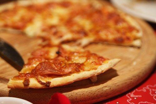 Bí quyết để bạn vẫn ăn bánh pizza mà không lo bị béo - Ảnh 2