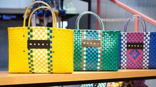 Bất ngờ túi xách hàng hiệu của Itali trông như túi đi chợ của bà nội trợ Việt Nam - Ảnh 3