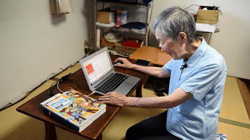 Nhà thiết kế phần mềm 82 tuổi: bận đến nỗi không có thời gian để mắc bệnh - Ảnh 1