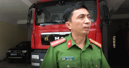 Lính cứu hỏa: Những người đi tìm sự sống trong biển lửa - Ảnh 1