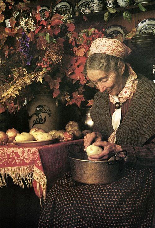 Cuộc sống thần tiên của nữ họa sĩ 92 tuổi  - Ảnh 23