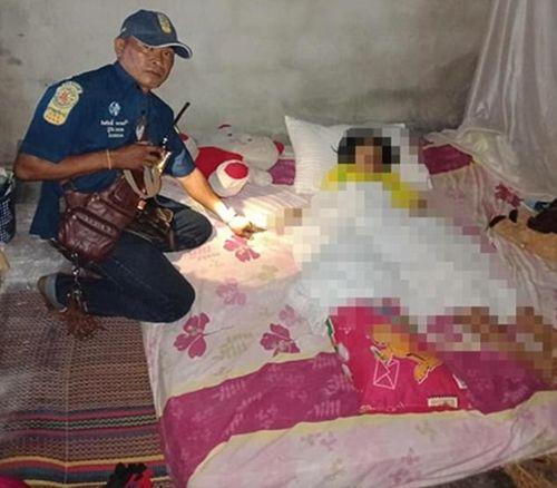 Bé gái 9 tuổi chết sau khi bị rắn hổ mang cắn lúc đang ngủ - Ảnh 1