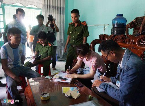 Đà Nẵng: Tài xế đổ nhớt thải xuống cống thoát nước bị phạt hơn 120 triệu đồng - Ảnh 2