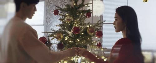 """Giáng sinh lãng mạn, ngọt ngào qua những lời chúc dành cho """"gấu"""" của các chàng trai - Ảnh 2"""