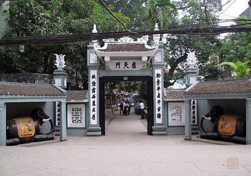 Những đền chùa linh thiêng cho dịp đi lễ đầu năm ở miền Bắc - Ảnh 5