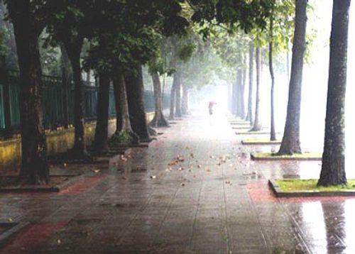 Mùng 5 Tết: Hà Nội có mưa phùn trời rét, miền Nam nắng nóng - Ảnh 1