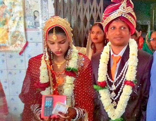 Cô dâu hủy bỏ lễ cưới khi phát hiện chú rể hói đầu - Ảnh 1
