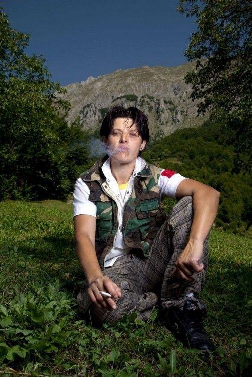 Bí mật về những phụ giữ trinh tiết cả đời để được sống như đàn ông ở Albania - Ảnh 3