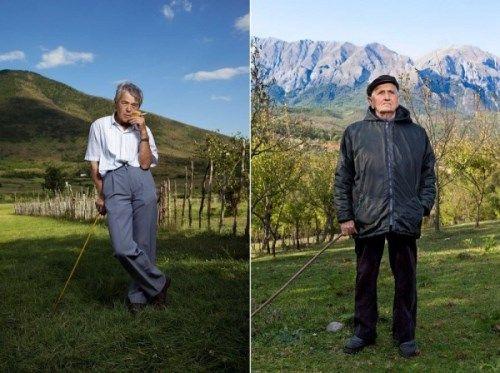 Bí mật về những phụ giữ trinh tiết cả đời để được sống như đàn ông ở Albania - Ảnh 1
