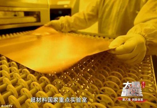 """Trung Quốc tuyên bố sản xuất được """"siêu vật liệu vô hình"""" dùng để chế tạo chiến đấu cơ - Ảnh 2"""
