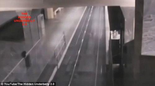 Trung Quốc: Sự thật về đoạn video quay cảnh đoàn 'tàu ma' vào ga gây xôn xao dư luận - Ảnh 3