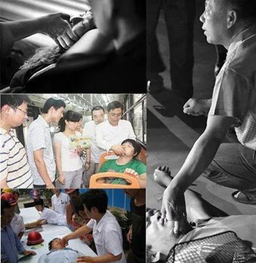 Trong tình huống nguy cấp: Nhiều người sai lầm khi cứu chữa nạn nhân - Ảnh 1
