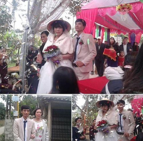 Đám cưới chú rể 28 tuổi, cô dâu 48 tuổi ở Nam Định dậy sóng mạng - Ảnh 3