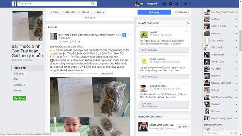 """Thuốc gia truyền tiêu diệt nhiễm sắc thể """"gái"""", giúp sinh con trai: Đâu là sự thật? - Ảnh 2"""