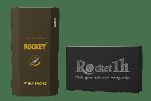 Mua sản phẩm bảo vệ sức khỏe nam giới Rocket và Roket1h trên mạng: Cẩn trọng mang họa - Ảnh 1