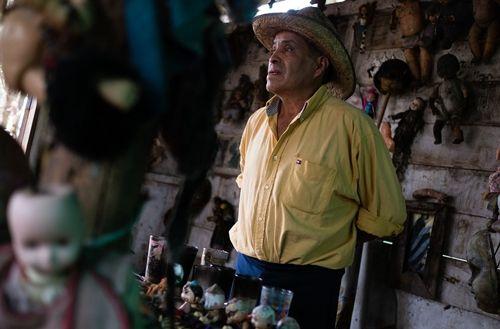 Du khách kéo nhau tới Mexico để xem đảo Búp bê rùng rợn như Annabelle - Ảnh 4