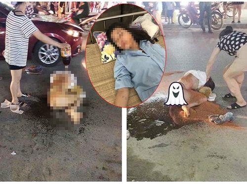 Khởi tố 3 phụ nữ đánh ghen lột đồ, đổ nước mắm vào chủ tiệm spa ở Thanh Hóa - Ảnh 1