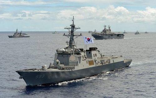 Hải quân Hàn Quốc, Triều Tiên nối lại liên lạc sóng vô tuyến sau 10 năm gián đoạn - Ảnh 1