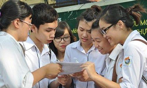Kì thi THPT quốc gia THPT 2018: Hà Nội có số học sinh đạt điểm 10 cao nhất cả nước - Ảnh 1