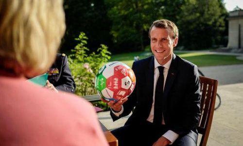 Tổng thống Pháp Macron sẽ đến Nga xem đội nhà thi đấu với Bỉ vòng bán kết - Ảnh 1