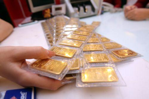 Giá vàng tăng vọt lên mốc 37 triệu đồng/lượng - Ảnh 1