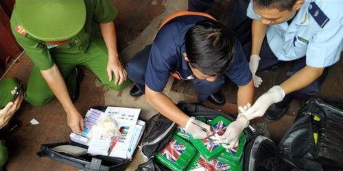 Công an tỉnh Bà Rịa- Vũng Tàu khởi tố vụ án vận chuyển 119 kg cocaine - Ảnh 1