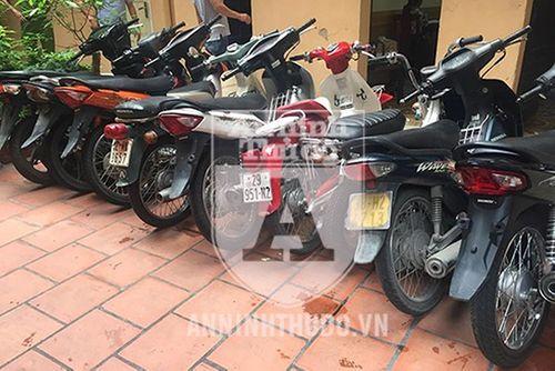 Bắt giữ hai đối tượng trộm cắp xe máy liên hoàn ở Hà Nội - Ảnh 2