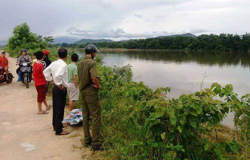 Phát hiện thi thể nữ thiếu tá về hưu trên sông La - Ảnh 1