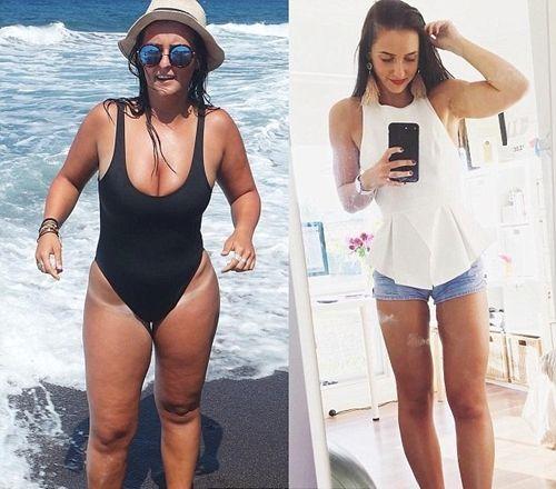 Cô gái chia sẻ bí quyết giảm 14,5kg trong 4 tháng mà không cần ăn kiêng hay tập thể dục - Ảnh 4
