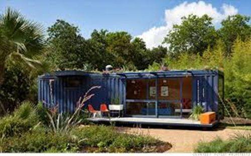 Cận cảnh những tòa nhà đẹp được xây bằng vật liệu tái chế từ rác thải - Ảnh 6