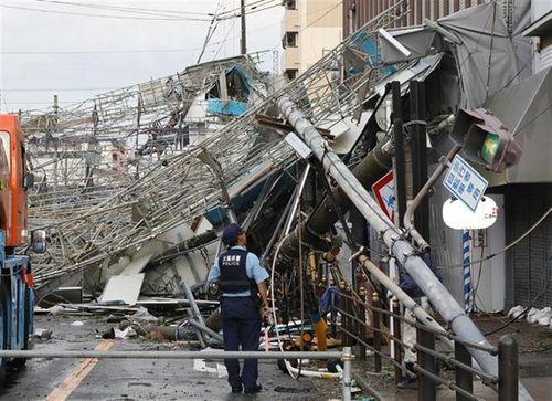 Bão Jebi tàn phá nước Nhật, gần 170 người thương vong - Ảnh 2
