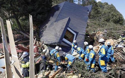 Nhật Bản: 30 người thiệt mạng trong trận động đất kinh hoàng tại Hokkaido - Ảnh 1