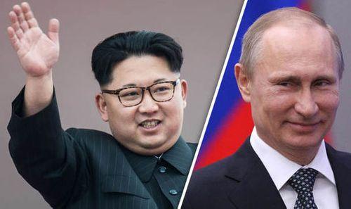 Tổng thống Putin bất ngờ gửi thư tay tới nhà lãnh đạo Kim Jong-un - Ảnh 1